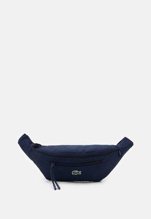 WAIST BAG UNISEX - Ledvinka - navy