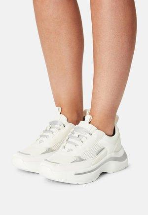 VISION - Baskets basses - white