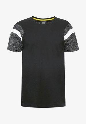 JCOMADSON TEE - Print T-shirt - black