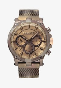 Police - REBEL STYLE - Chronograph watch - brown - 0