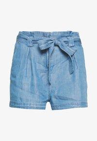 Superdry - DESERT PAPER BAG - Shorts - indigo light - 3