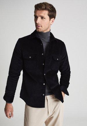 MALDINI - Summer jacket - navy blue
