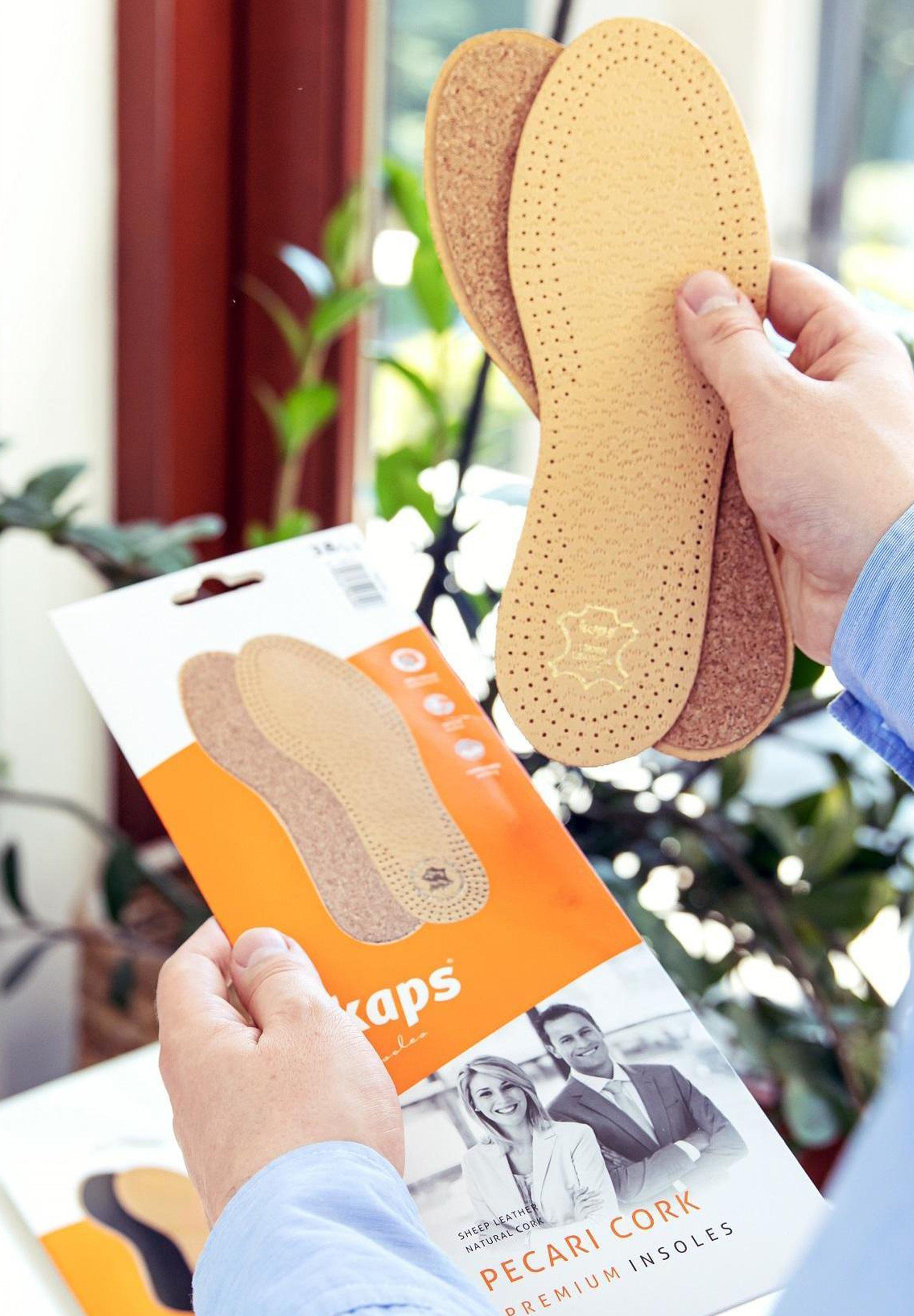 Herren 3 PAIR PACK PECARI SET - Schuhsohle/Fußbett