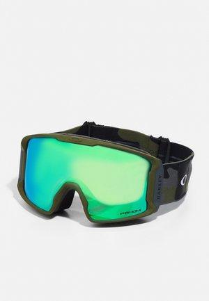LINE MINER - Occhiali da sci - green