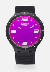 Swatch - FUTURISTIC - Watch - black - 0