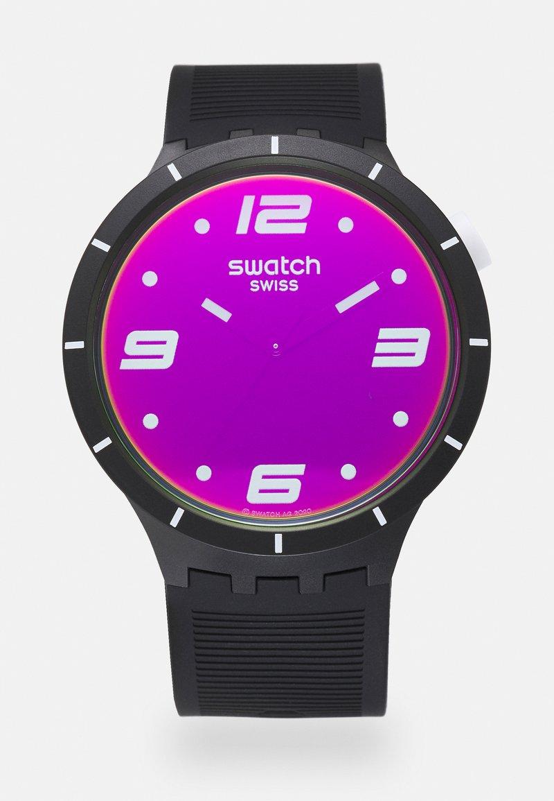 Swatch - FUTURISTIC - Rannekello - black