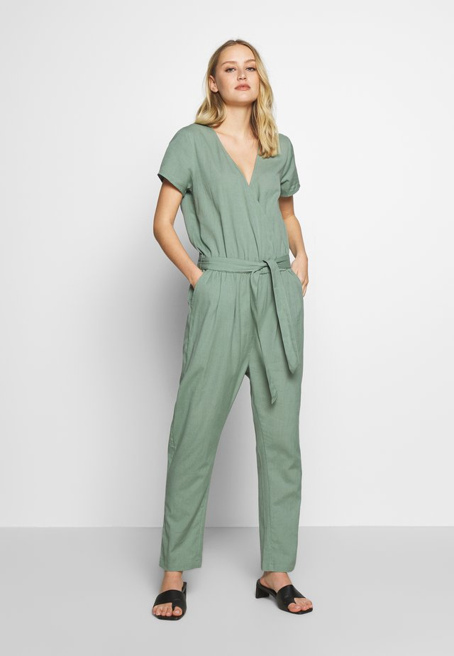 KAKREA - Jumpsuit - green bay