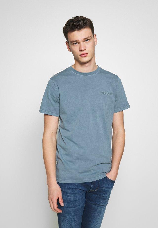 CASUAL TEE - T-shirt basic - blue