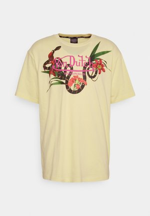 LEIGHTON - T-shirt con stampa - lemonade