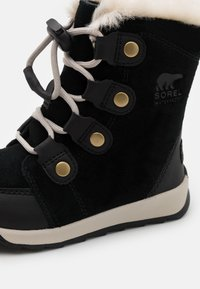 Sorel - YOUTH WHITNEY  - Snowboot/Winterstiefel - black - 5