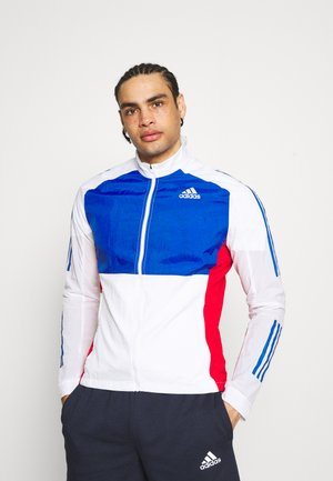 TRACK - Training jacket - white