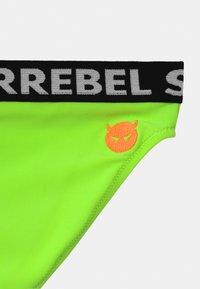 SuperRebel - SET - Bikini - gecko green - 2
