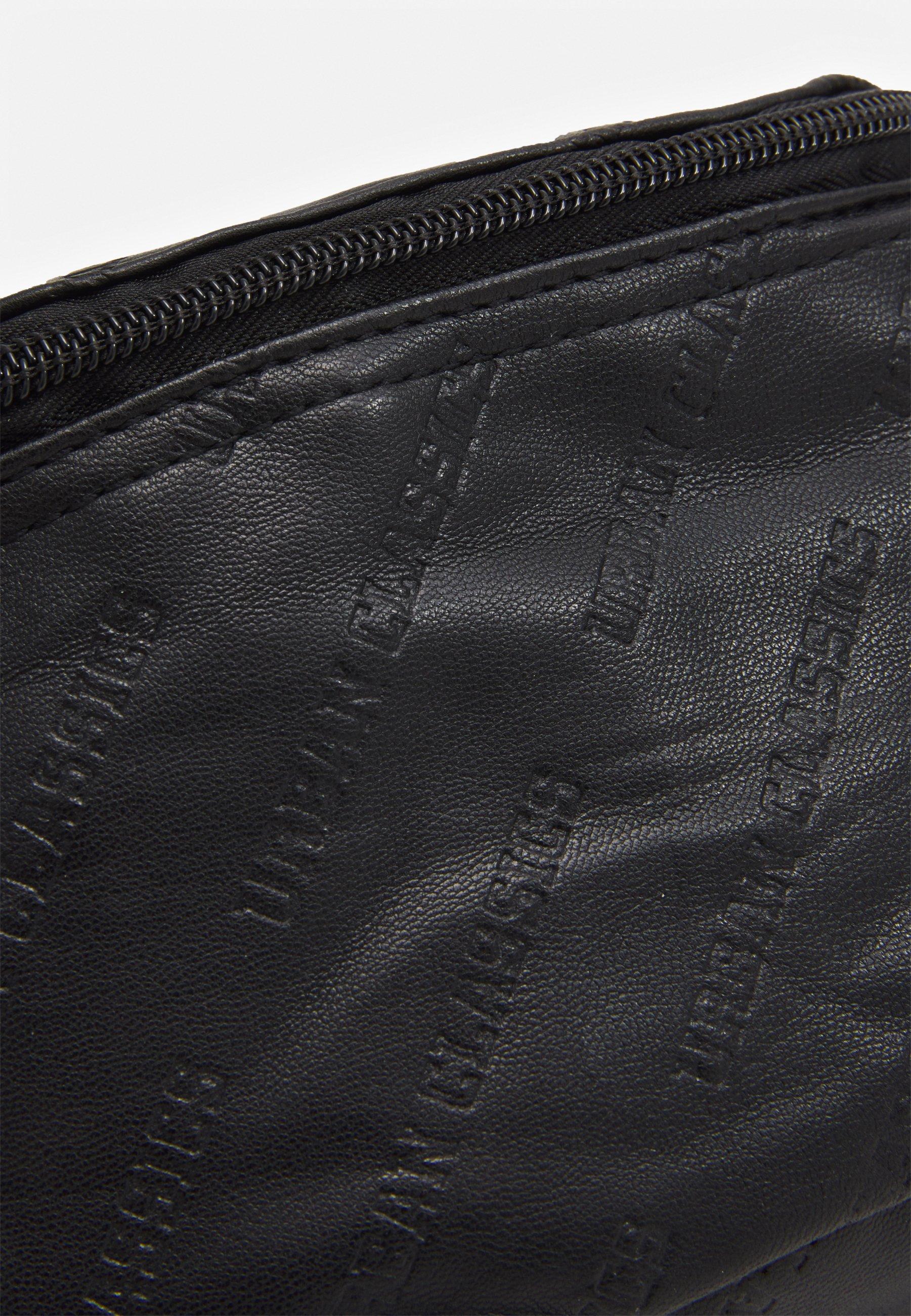 Urban Classics HIP BAG - Rumpetaske - black/svart KQTn3R001VUzW46