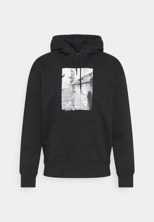 HOODIE - Sweatshirts - black