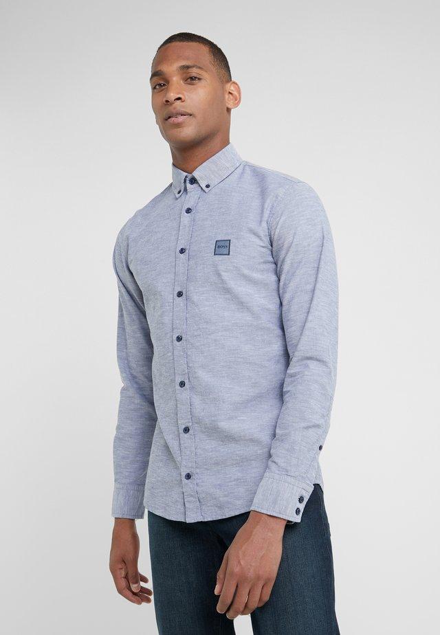 MABSOOT 10195830 04 - Shirt - dark blue