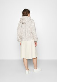 Abercrombie & Fitch - PATTERN POPOVER  - Sweatshirt - brown - 2