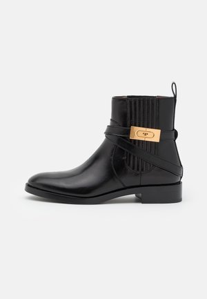 CHELSEA BOOTIE - Botines - perfect black