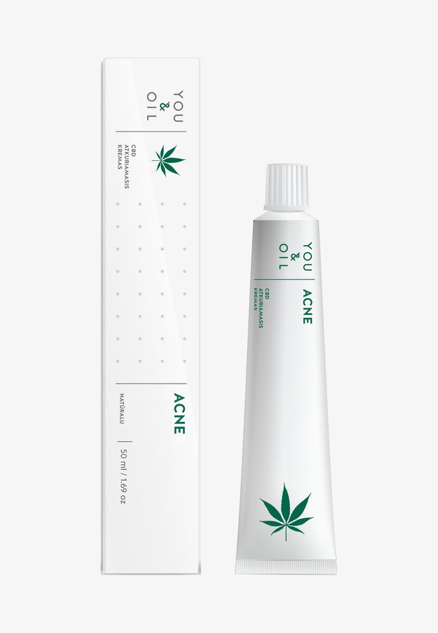 CBD SKIN REPAIR CREAM - ACNE - Dagcrème - -