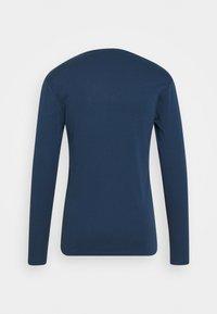 G-Star - BASE R T L\S  - Long sleeved top - luna blue - 1