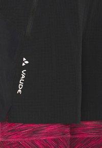 Vaude - SHORTY SHORTS - kurze Sporthose - black - 5