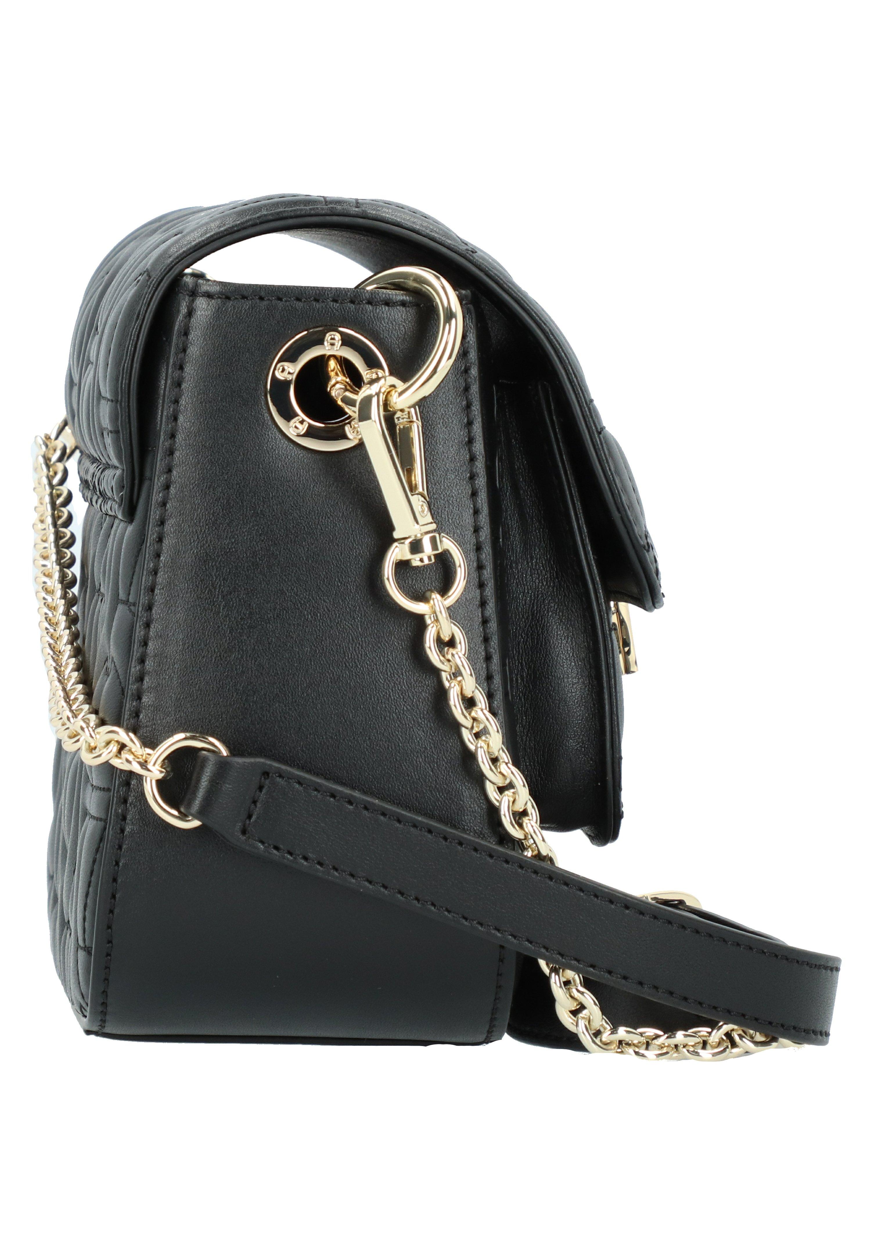 Aigner GENOVEVA  - Schoudertas - black - Dames Accessoires en tassen 2020
