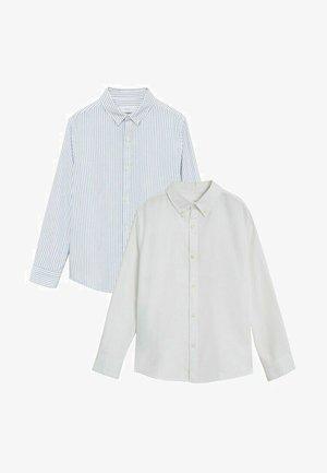 2-PACK - Košile - blanc