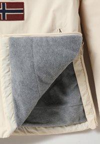 Napapijri - RAINFOREST POCKET - Light jacket - whitecap gray - 5
