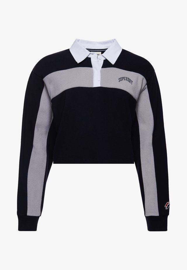DOLMAN RUGBY - Polo - deep navy