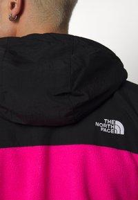 The North Face - DENALI ANORAK - Sweat à capuche - mr. pink - 3