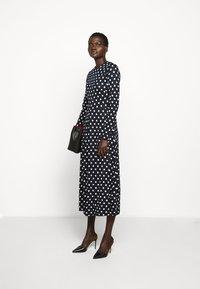 LK Bennett - MARIA - Jumper dress - midnight/ antique cream - 1