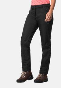 Jack Wolfskin - PARANA - Outdoor trousers - black - 0