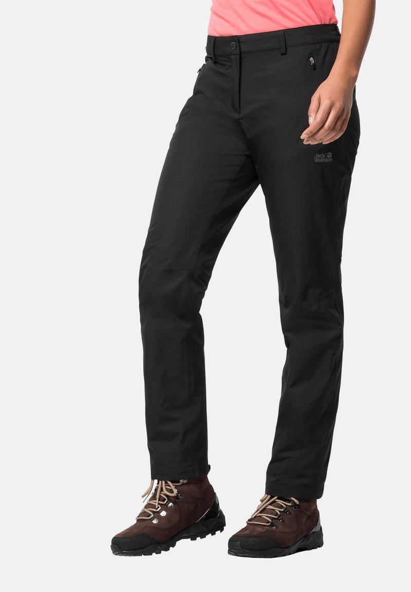 Jack Wolfskin - PARANA - Outdoor trousers - black