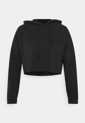 TWOAW GULKURUSU - Kapuzenpullover - washed black