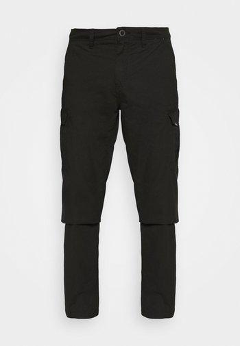 MITER III CARGO PANT - Pantaloni cargo - black