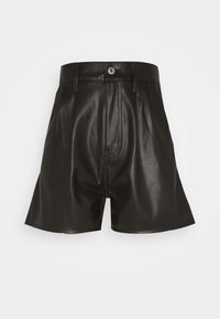 Levi's® - FAUX LEATHER - Leather trousers - leather night - 0