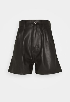 FAUX LEATHER - Lederhose - leather night