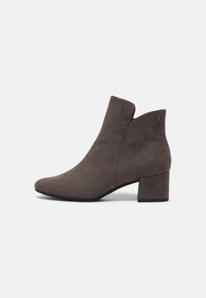 Ankle boots - graphite