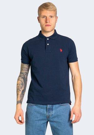 ISTITUTIONAL BOTTONI - Polo shirt - blue