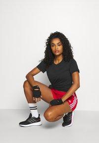 adidas Performance - TEE - T-shirt de sport - black/white - 1