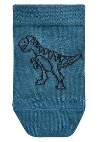 Next - 7 PACK RICH TRAINER - Socks - multi-coloured - 4