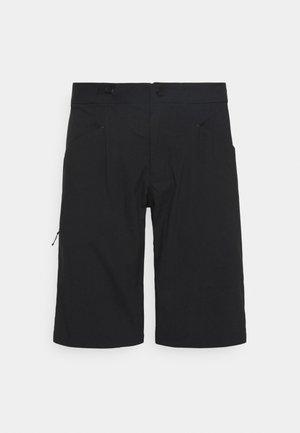 KONSEAL SHORT MENS - Pantaloncini sportivi - black