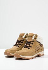 Kappa - BRIGHT  - Zimní obuv - beige/offwhite - 2