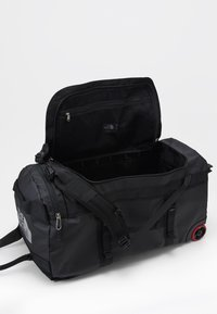 The North Face - BASE CAMP DUFFEL ROLLER - Holdall - black - 4