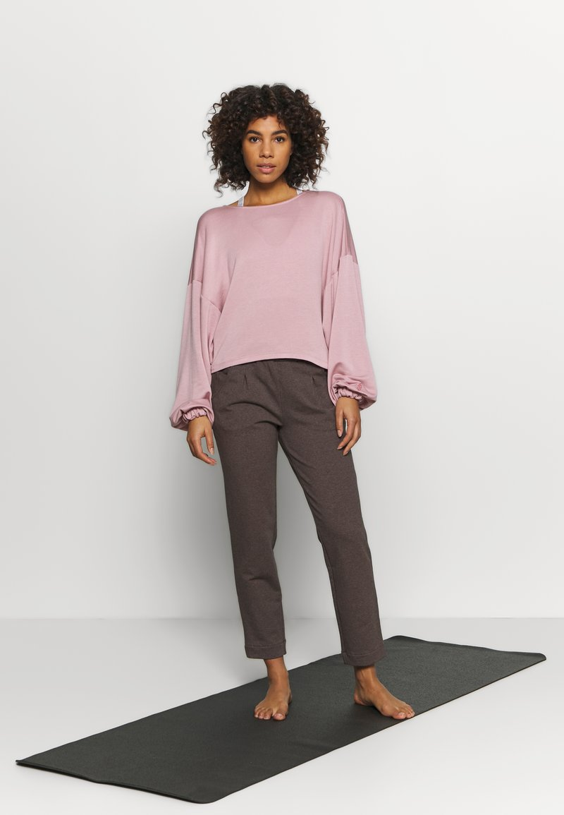 Free People - GOOD TO GO - Sweater - light pink