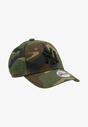 KIDS LEAGUE 940 NEW YORK YANKEES WOODLAND  - Cap - green