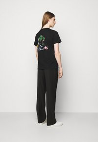 Iro - T-shirt imprimé - black - 0