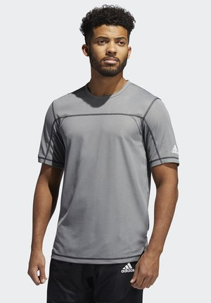 FOR THE OCEANS PRIMEBLUE - T-shirt med print - black
