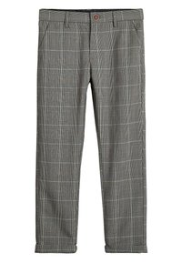 Next - GREY CHECK TROUSERS (3-16YRS) - Trousers - grey - 0