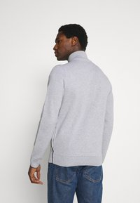 Lacoste - Cardigan - silver chine - 2
