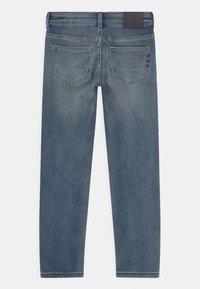 Scotch & Soda - TIGGER - Straight leg jeans - weathered blue light - 1